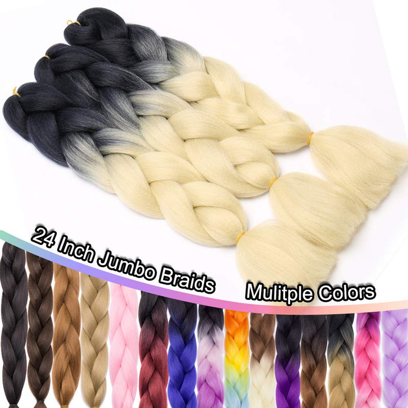 Cabinsight™ Jumbo Braiding Synthetic Hair