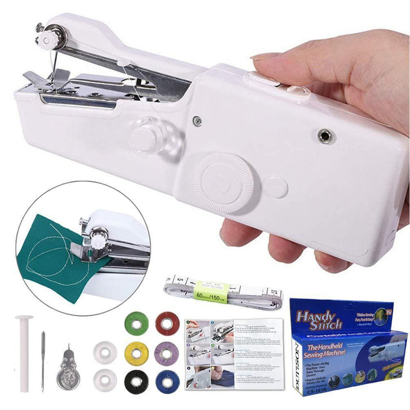 Cabinsight™ Mini Portable Handheld Sewing Machine
