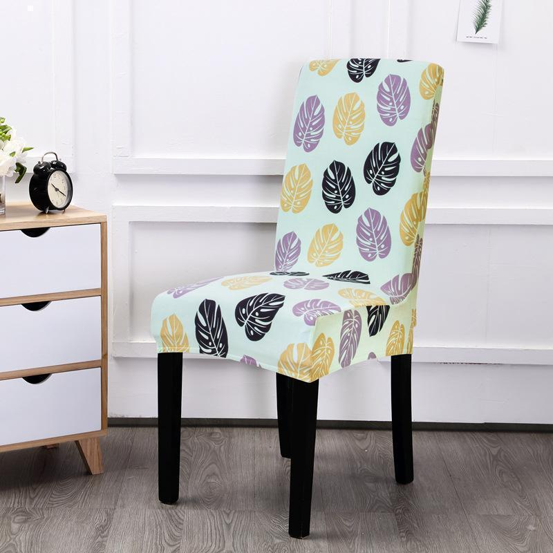 Multi-color Spandex Chair Cover