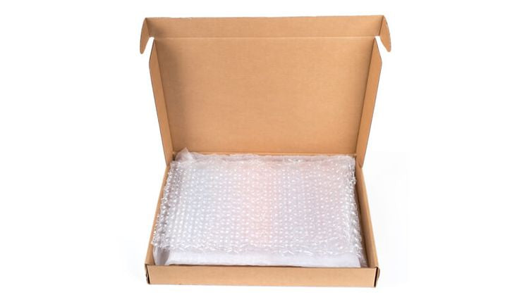 Framed Posters Are Placed Inside A Protective Foam Pouch