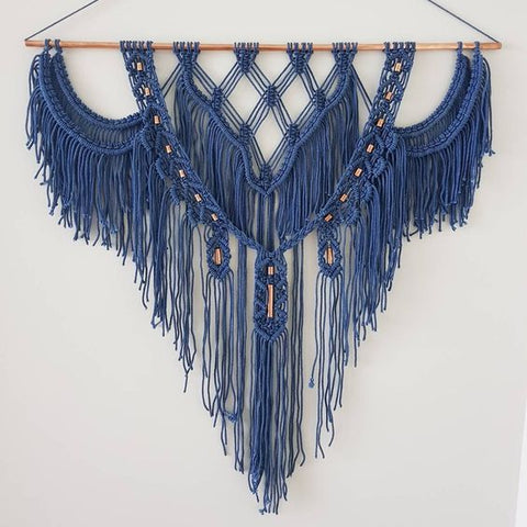 Macrame Wall-hanging Workshop