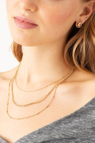 Layla Layered Necklace