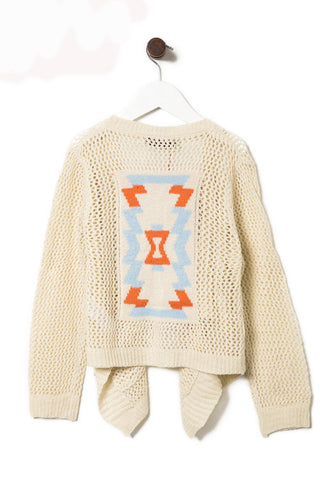 Sierra Girls Cardigan
