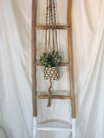 Macrame Plant Pot Holder