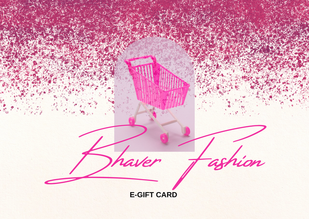 Bhaver Fashion Gift Card