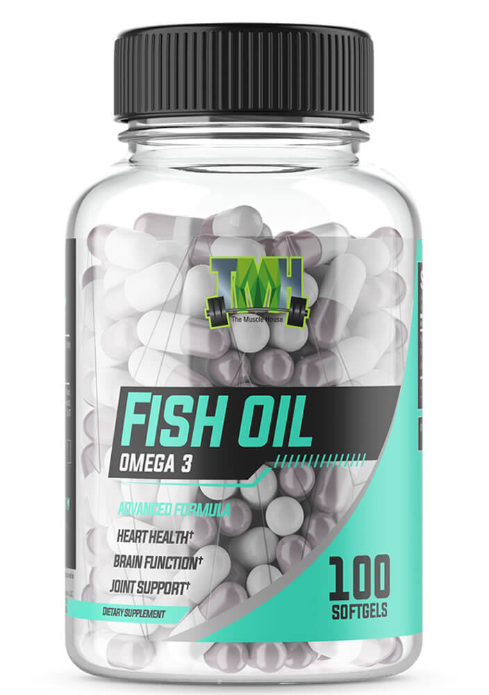 fish oil omega 3 soft gel supplement