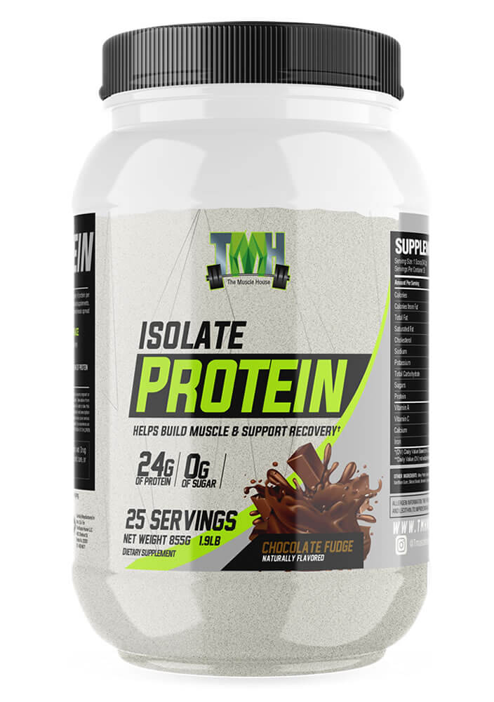 chocolate fudge whey protein dietary supplement