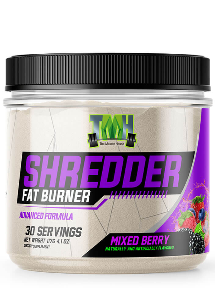 Artifically Flavored Mixed Berry Pre Workout Supplement