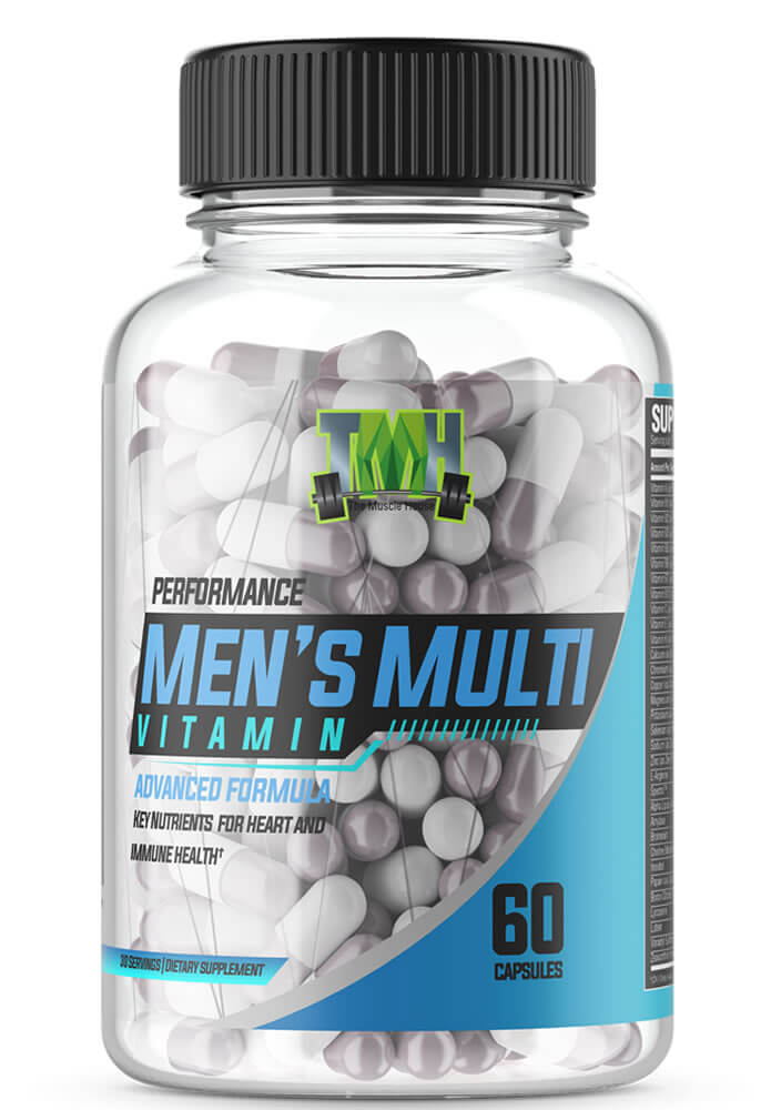 high performance multivitamin for men