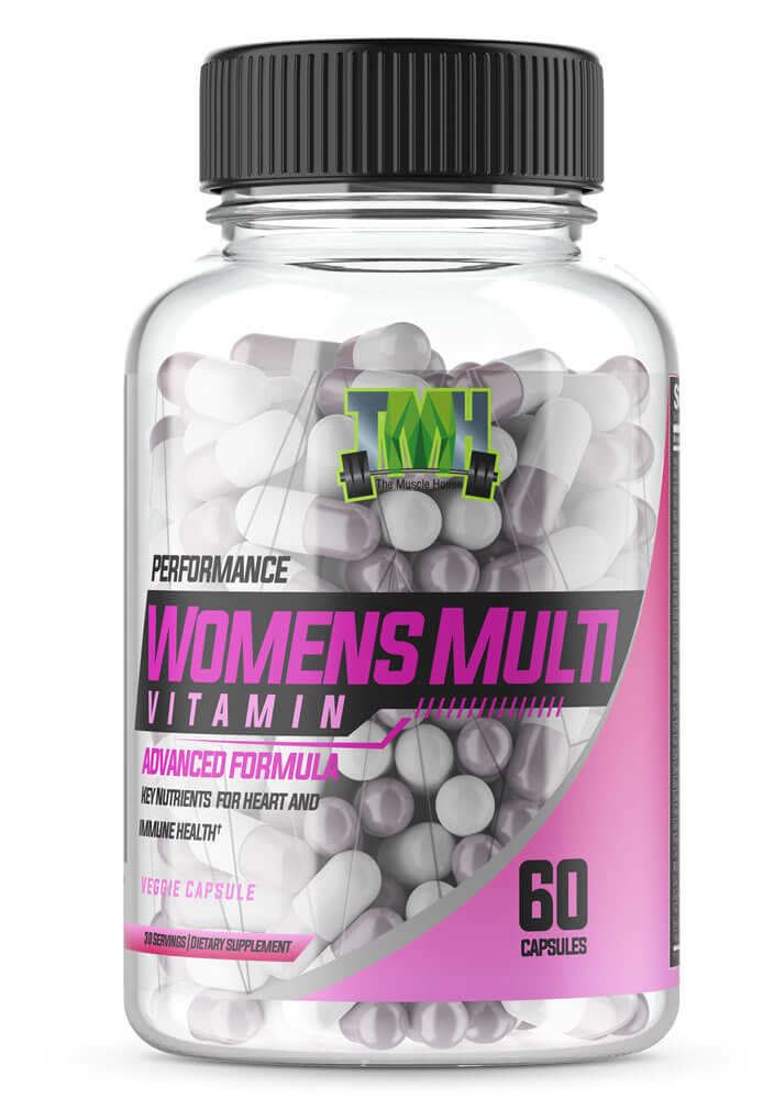 high performance multivitamin for women