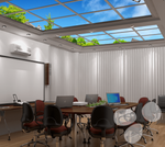 2x2 Panel Design SKYLIGHT