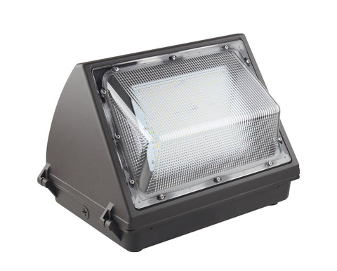 LED Wall Pack - 60 Watt - 7200 Lumens - 5000 Kelvin