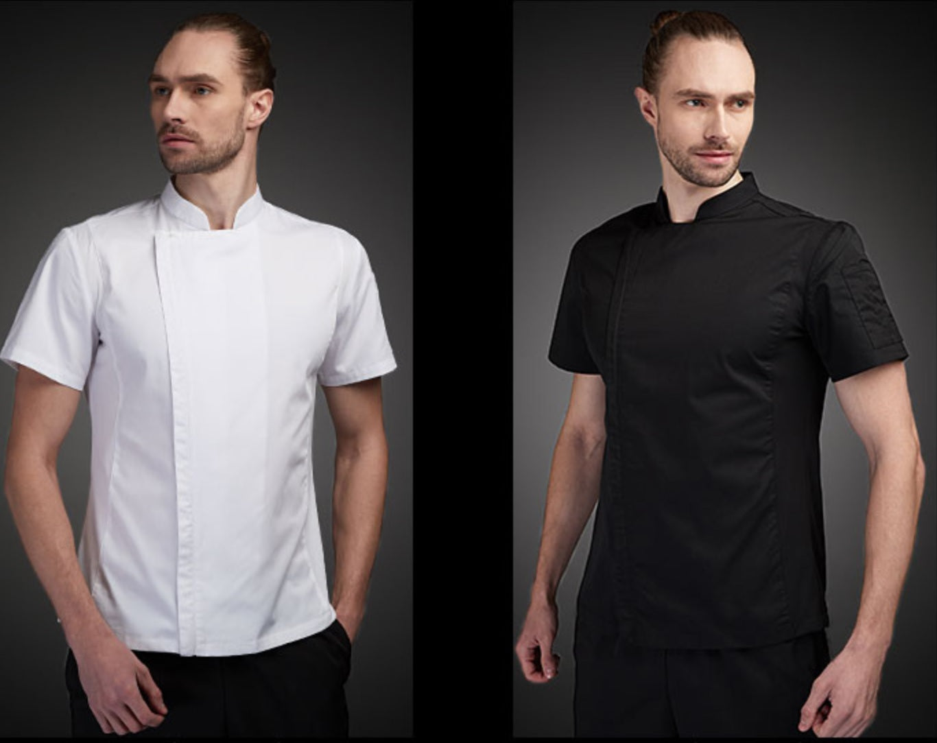 Summer Breathable Chef Jacket