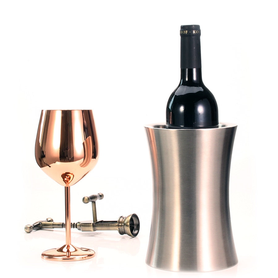 Wine/Champagne Ice Bucket - Golly Ideal Shop