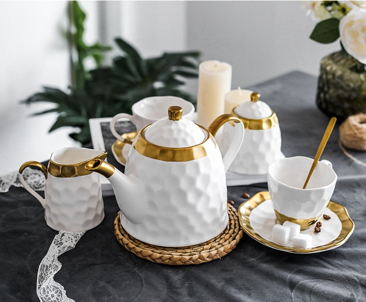 Ceramic Afternoon Tea Set - Golly Ideal Shop