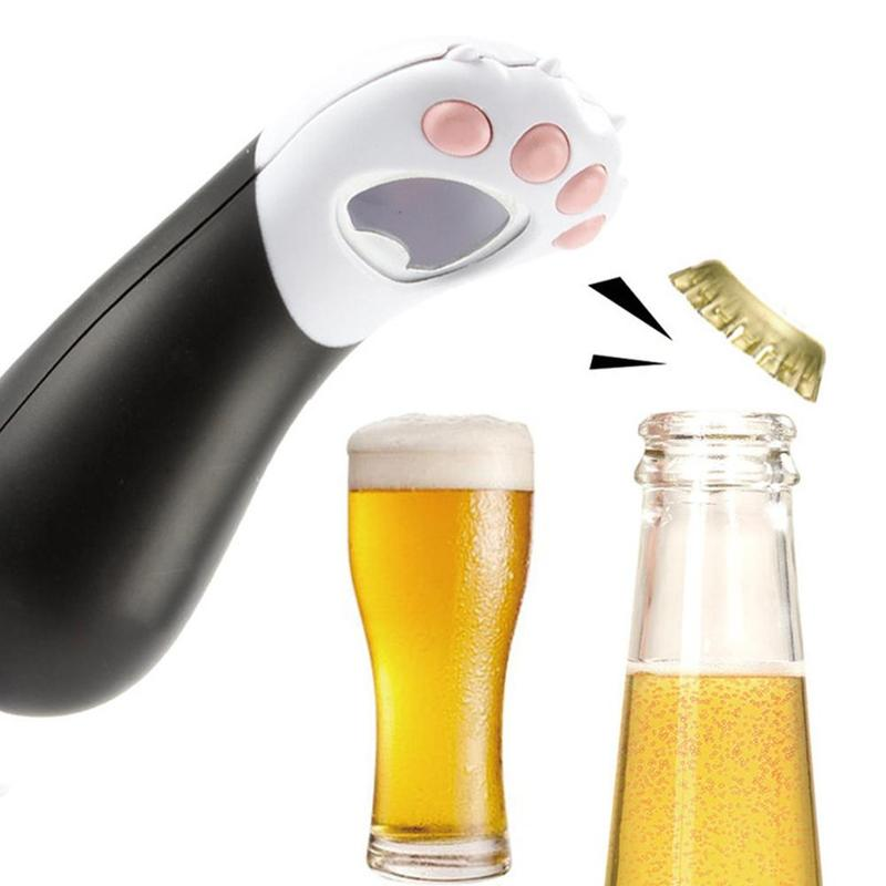 Cat Paw Bottle Opener - Golly Ideal Shop