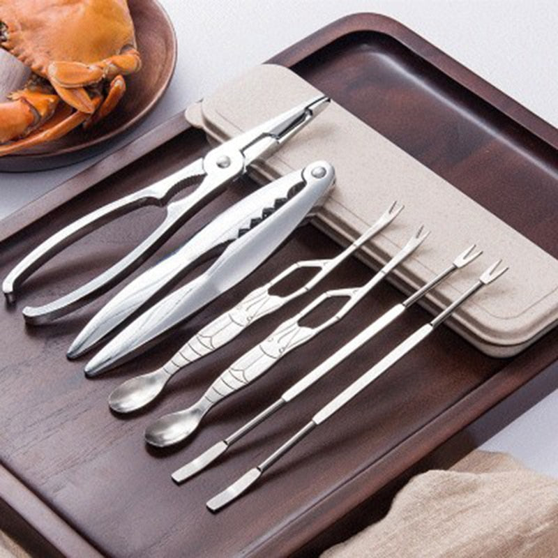 Seafood Tools Box Set