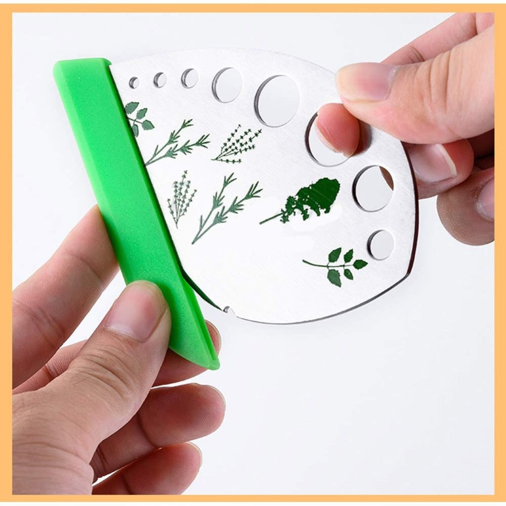 2 in 1 Herb Stripper & Cutter