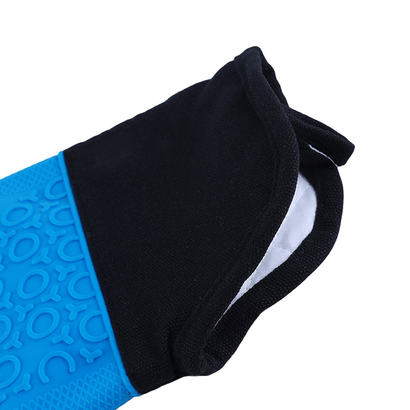 Silicone Heat-Resistant Gloves (1PC) - Golly Ideal Shop