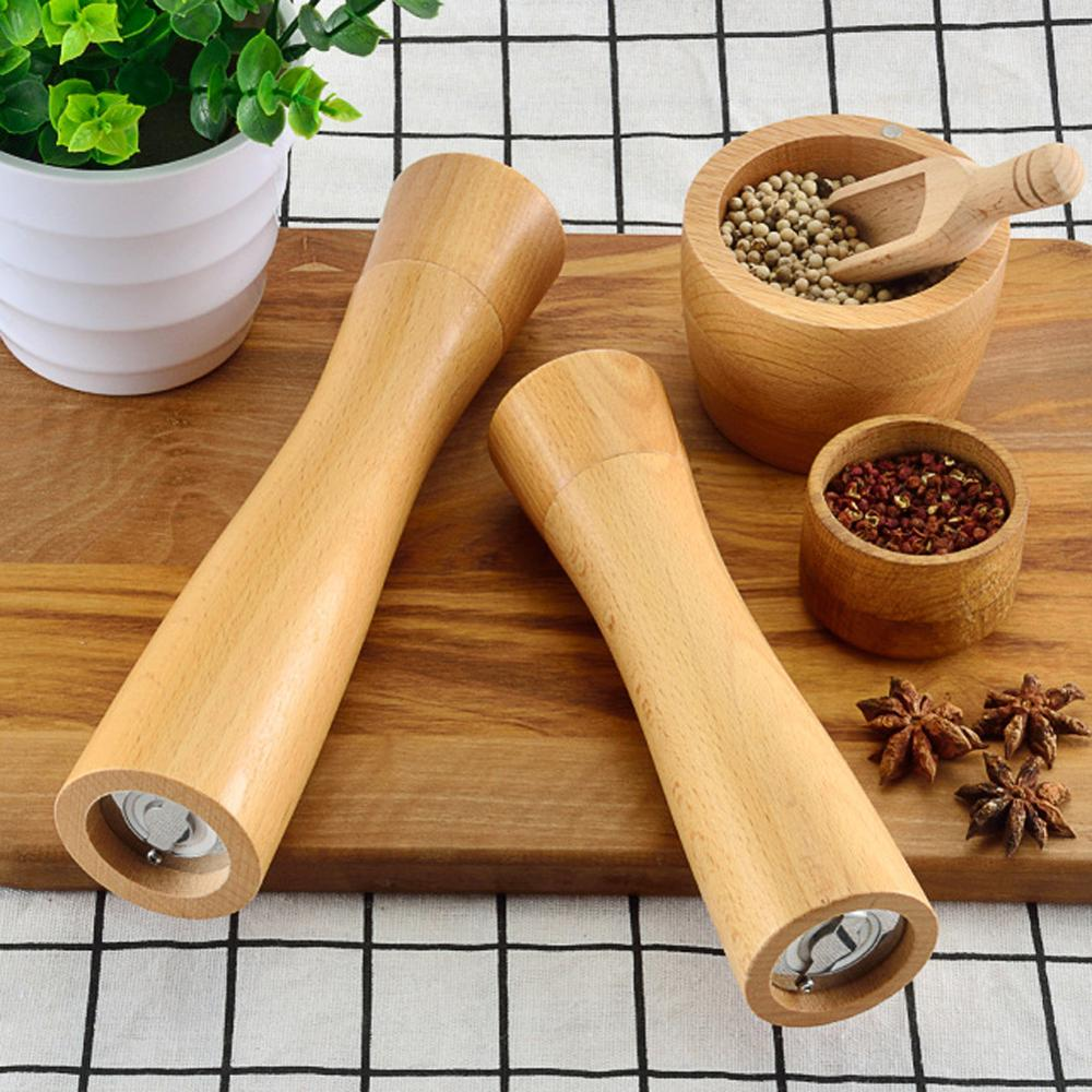 Salt & Pepper Grinders - Golly Ideal Shop
