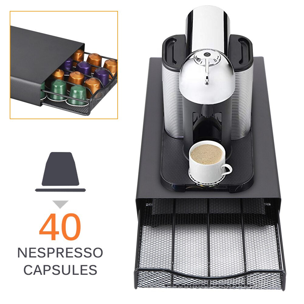 40/42 Coffee Capsule Storage/Stand - Golly Ideal Shop