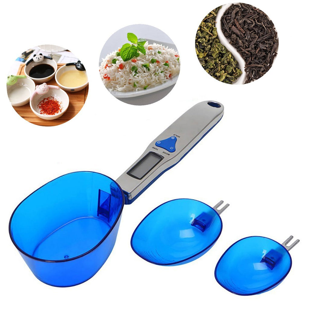 Digital Scale Spoon LCD Display - Golly Ideal Shop