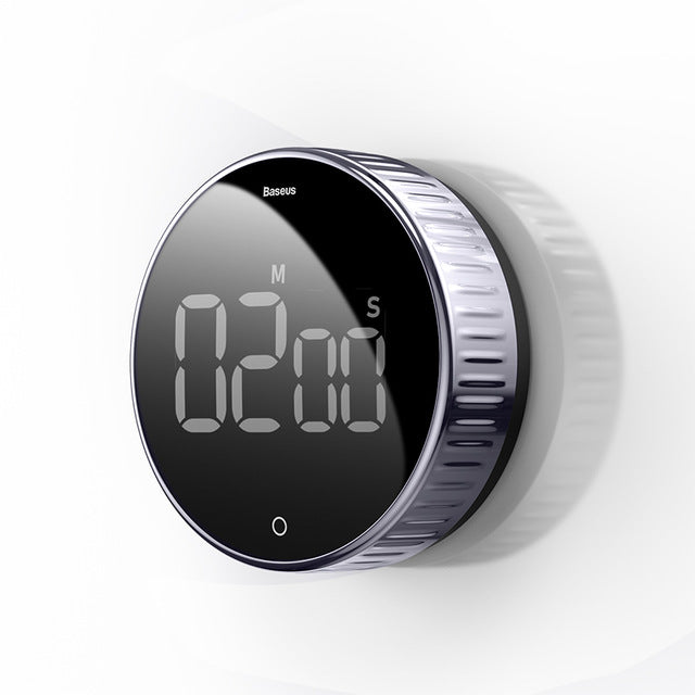 LED Digital Magnetic Timer - Golly Ideal Shop