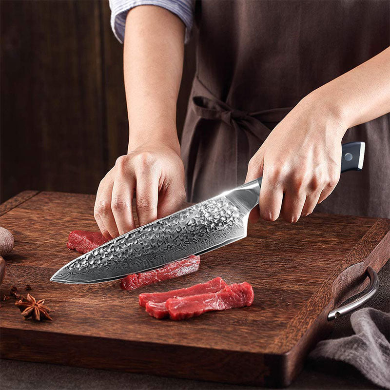 VG10 67 Layer Stainless Steel Damascus Japanese Chef Knife