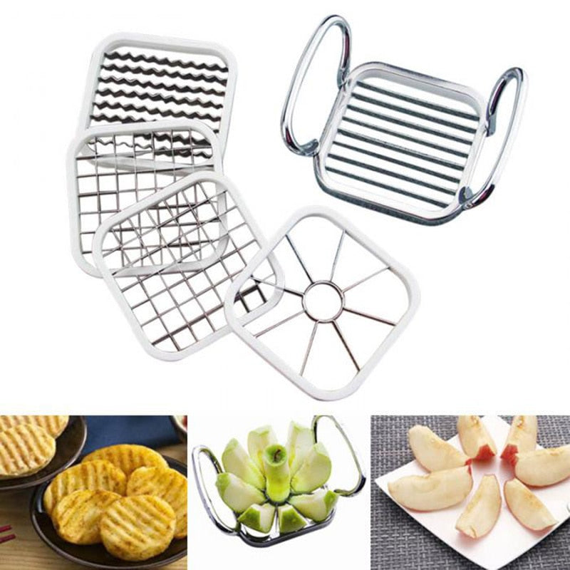 5 In 1 Vegetable Fruit Cutter - Golly Ideal Shop