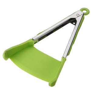 2 in 1 Non-Stick Spatula and Tongs - Golly Ideal Shop