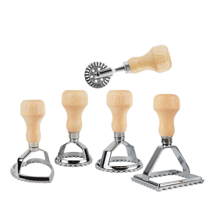 Pasta Cutter, Ravioli Stamp Sets
