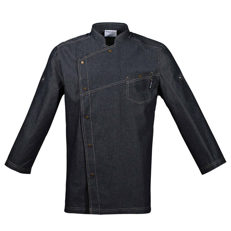 Roll-Up 3/4 Sleeve Chef Jacket