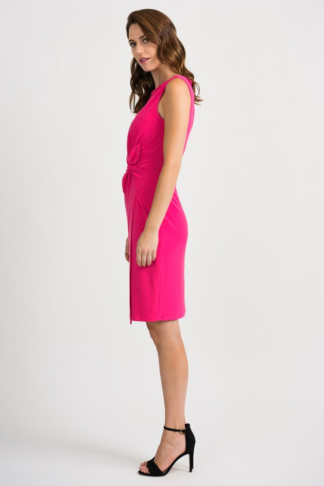 Joseph Ribkoff Sleeveless Bow Front Dress Jr201476