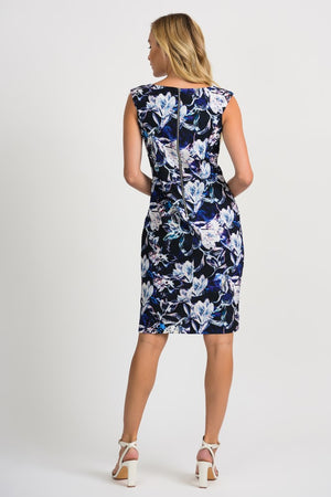 Joseph Ribkoff Floral Darted Dress Jr201639