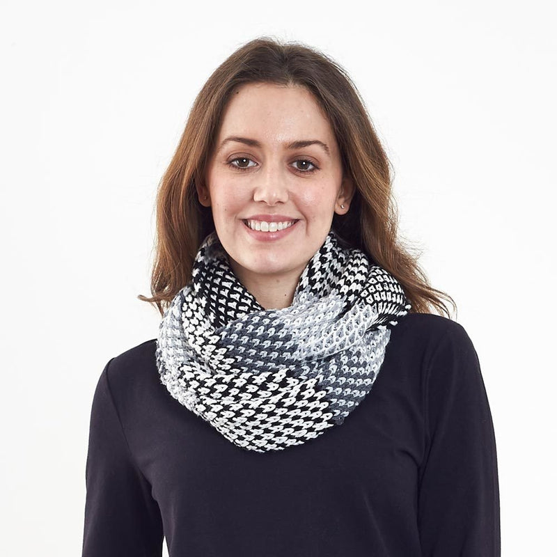 Dlux Issy Cotton Loop Scarf 93178