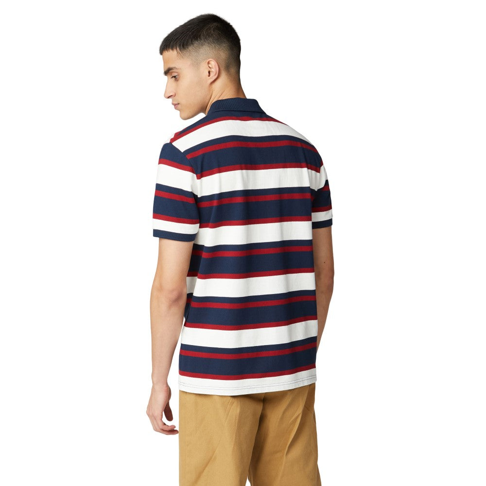 Ben Sherman Stripe Polo Bs0059320025