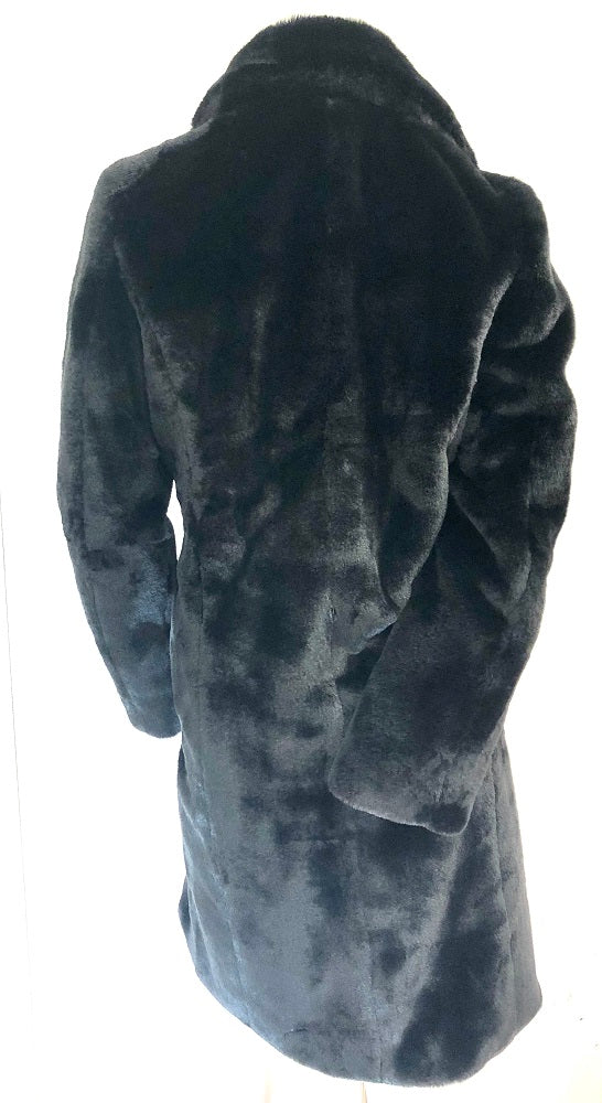 Marccain Long Fur Coat Mc1111w95