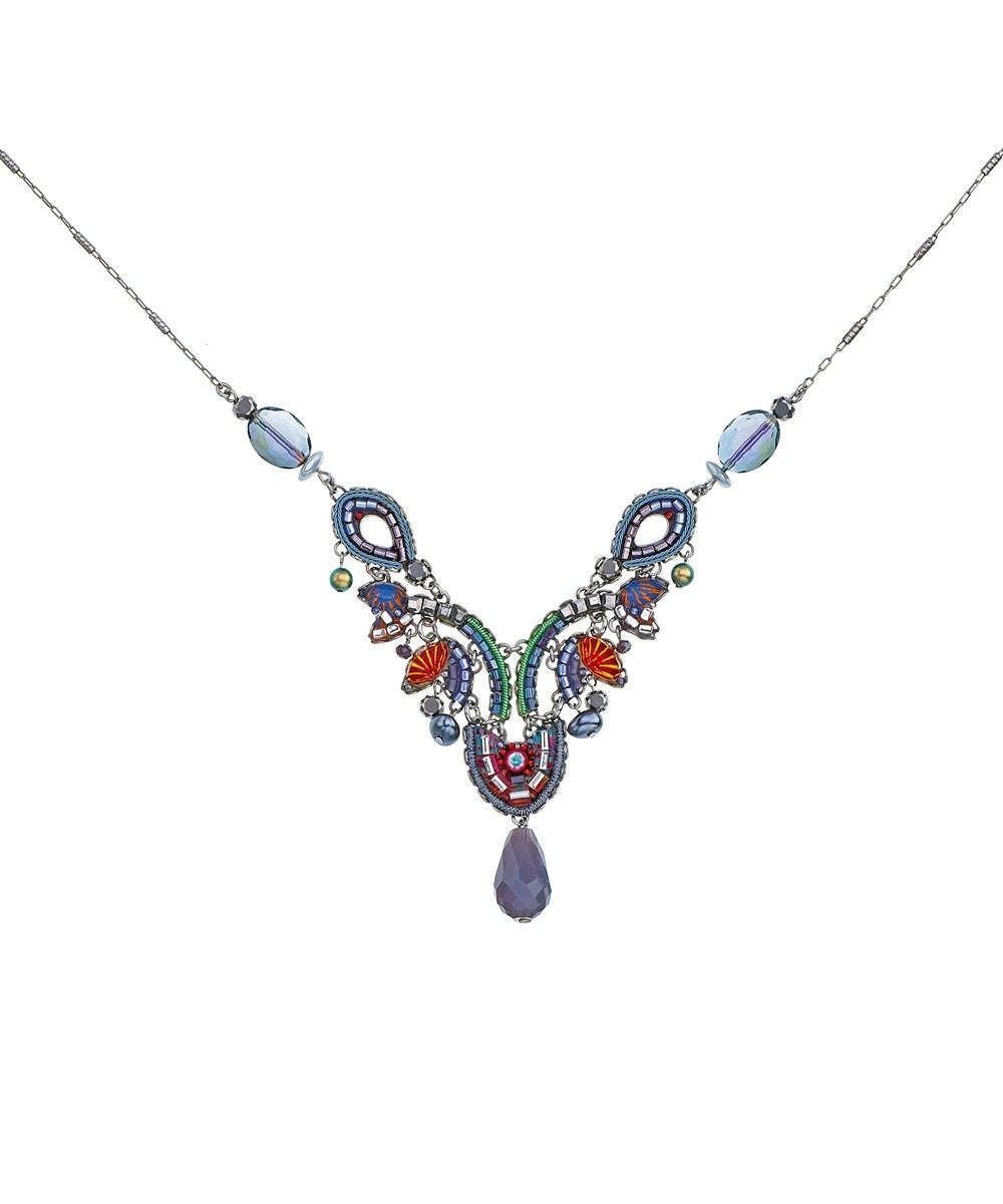 Ayalabar C3044 Multi Necklace