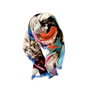 Isabelle Gougenheim Designs Scarf MH