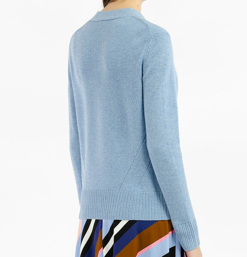 Marccain V Neck Sweater Nc4120m84