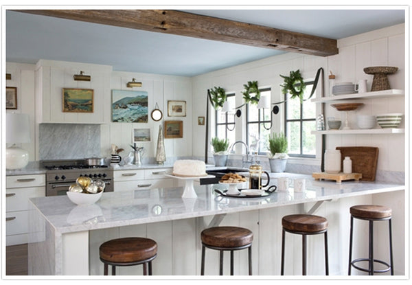 Farmhouse Modern in the Kitchen