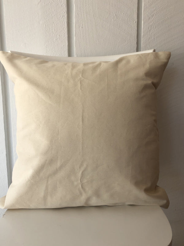 Hmong Hemp Pillow | BROWN PLUS 22x22