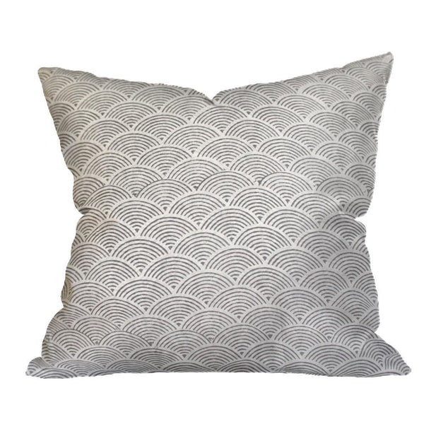 Indian Block Print Pillow