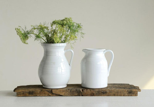 Belgian Farmhouse Pitcher