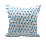 Indian Block Print Pillow Cover | DESIREE 20x20