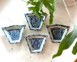 Vintage Asian Blue & White Dishes