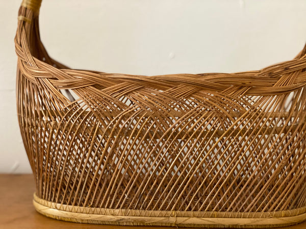 Cottage Woven Basket | ARCHES