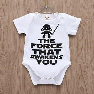 The Force Awakens You Onesie