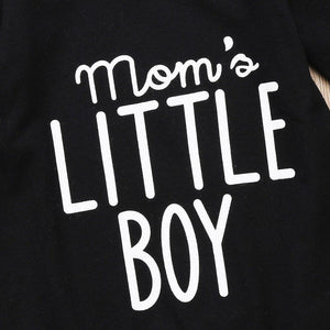 Mom's Little Boy Onesie