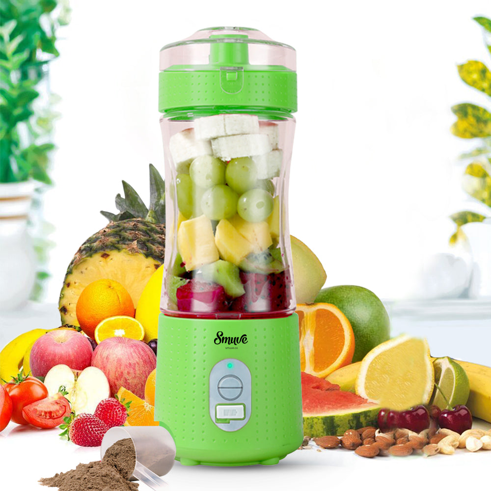 The Smuve Portable Shaker Blender